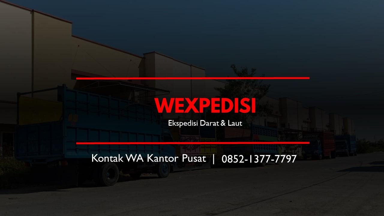 Jasa Pengiriman Makassar Wamena